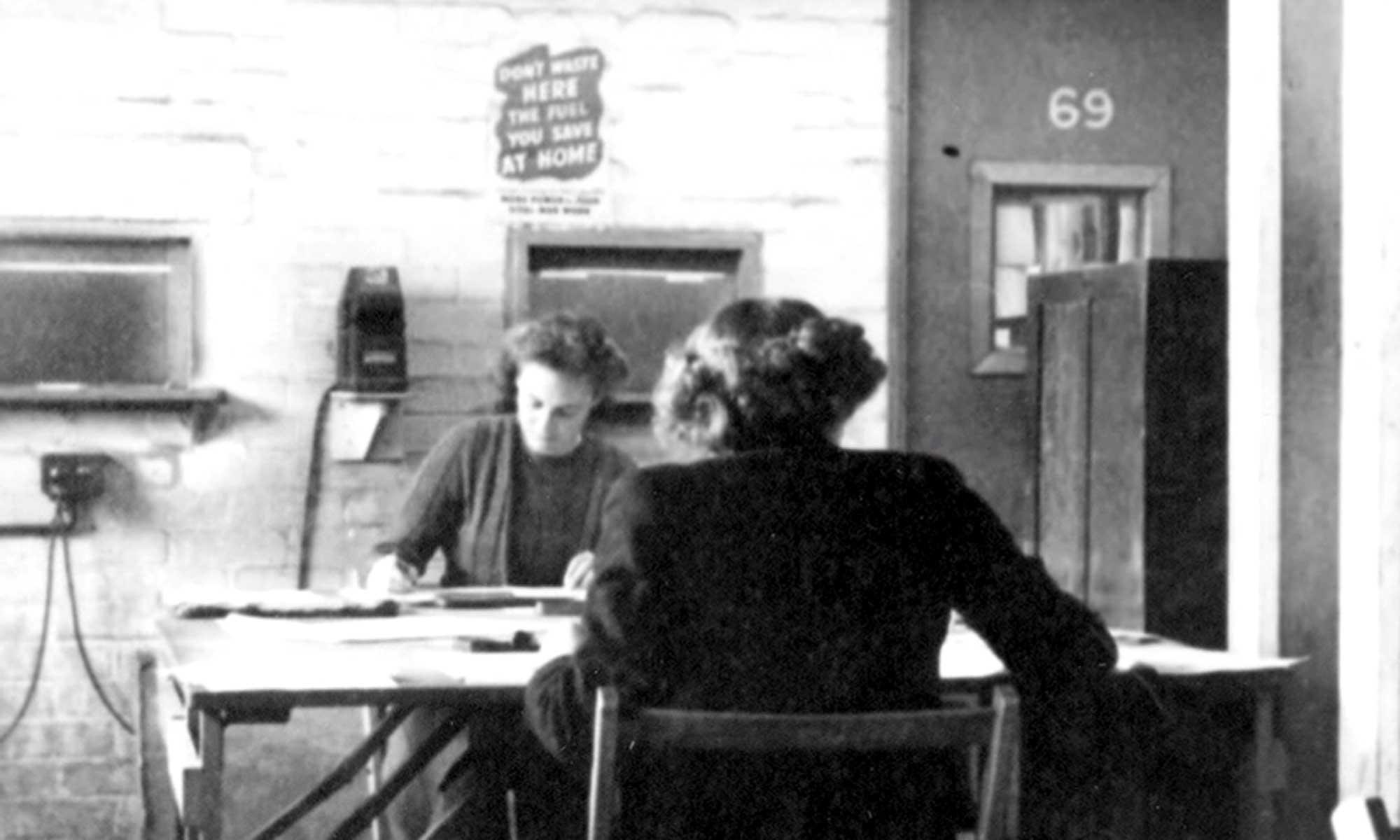 Codebreakers circa 1943